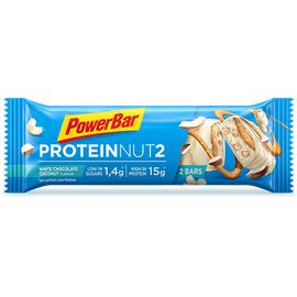 PowerBar Protein Nut2 White Chocolate Coconut Riegel 18 x 45 g