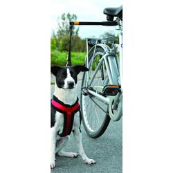 Fahrrad Abstandhalter Hunde Fahrradleine Führhalter - Biker-Set