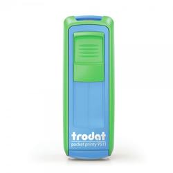 Geocaching - Trodat Pocket Printy 9511 (37x14 mm - 4 Zeilen)