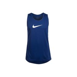 Nike Muscleshirt Dry blau S