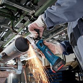 Bosch GWS 18-125 V-LI Professional ohne Akku 060193A307