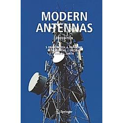 Modern Antennas. J. Encinas  A. Papiernik  S. Drabowitch  Hugh Griffiths  B. L. Smith  - Buch