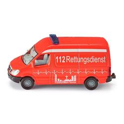 Siku Spielzeug-Auto Siku Krankenwagen