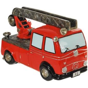Spardose Feuerwehrauto groß