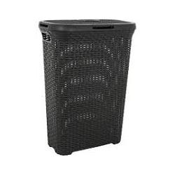 CURVER STYLE Wäschebox, 40 Liter Anthrazit