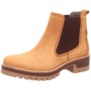 camel active Damen Diamond 72 Chelsea Boots, Braun (Brandy 6), 42 EU