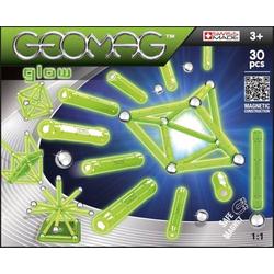 Geomag Color Mangnetkonstruktionsbaukasten glow 30-teilig