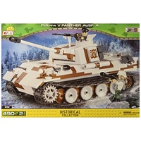 Cobi World War II Panzer V Panther Ausf. A (2511)