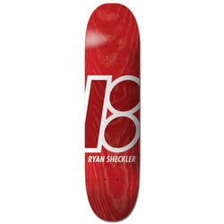 PLAN B SHECKLER STAINED #2 Deck red - 8.125