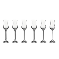 Glas Koch Grappaglas 100 ml Daily,  6-teilig