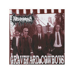 Neuropathia - Graveyard Cowboys (CD)