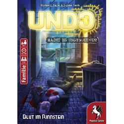 UNDO - Blut im Rinnstein