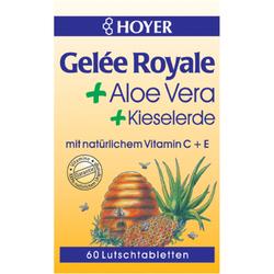 Hoyer Bio Gelee Royale & Aloe Vera Lutschtabletten