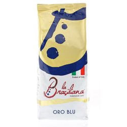 La Brasiliana Kaffeebohnen Oro Blu 1000g