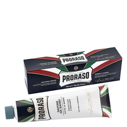 Proraso Shaving Cream, Aloe Vera & Vitamin E (150 ml)
