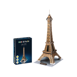 REVELL Eiffelturm 3D Puzzle Mehrfarbig