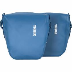 Thule Shield Pannier Fahrradtasche 13L Set 2tlg. blue