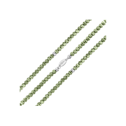 MY iMenso Wickelarmband mit facettierten Kristallen grün