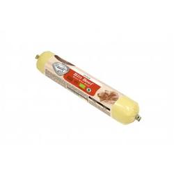 Renske Bio Frischfleisch-Wurst mit Rind für den Hund 500 g 500 Gramm