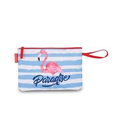 fabrizio® Tragetasche Bikini Bag, Flamingo