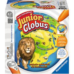 Ravensburger tiptoi® Mein interaktiver Junior Globus Lernspielzeug