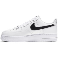 Nike Men's Air Force 1 '07 white-black/ white, 42