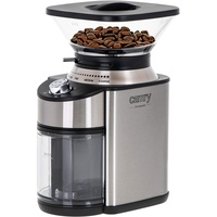 Camry CR 4443 Kaffeemühle 200 W Schwarz, Edelstahl,