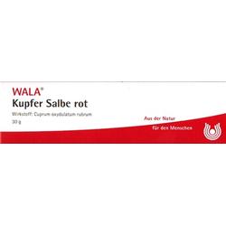 KUPFER SALBE rot
