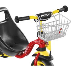 Puky Fahrradtasche Lenkerkorb Dreirad und Roller LKDR, silber