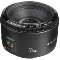 Canon EF 50mm F1,8 II