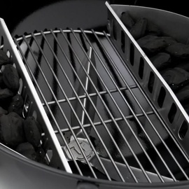 WEBER Holzkohlegrill Master-Touch GBS Special Edition 57 cm schwarz