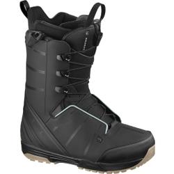 Salomon Snowboard - Malamute Black/Black - Herren Snowboard Boots - Größe: 27,5