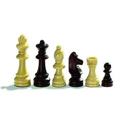 Löwenherz KH 89 mm Schachfiguren