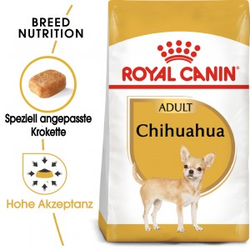 Royal Canin Adult Chihuahua Hundefutter 2 x 3 kg