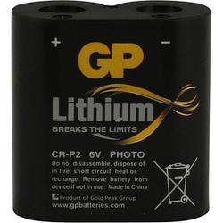 GP Batterie   Fotobatterie 6,0 V