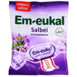 EM EUKAL Bonbons Salbei zuckerhaltig 150 g
