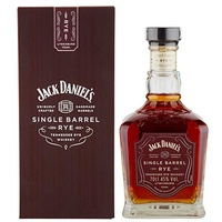 Jack Daniel's Single Barrel Rye 45% Vol. 0,7 l