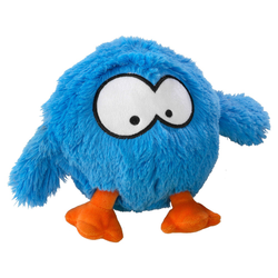 Coockoo Hundespielzeug springender Ball blau