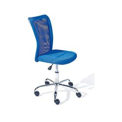 Inter Link Schreibtischstuhl Drehstuhl AIKE, blau blau