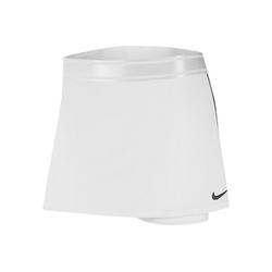 Nike Tennisrock W NKCT DRY SKIRT STR W NKCT DRY SKIRT STR weiß L