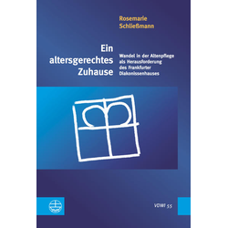Ein altersgerechtes Zuhause als Buch von Rosemarie Schließmann