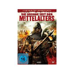 Die große Zeit des Mittelalters DVD