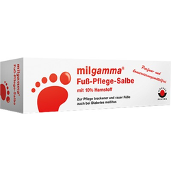 MILGAMMA Fuss Pflege Salbe