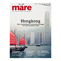 mare No. 105. Hongkong - Buch