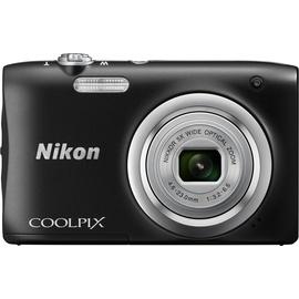 Nikon Coolpix A100 schwarz