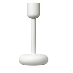 Iittala Nappula Kerzenständer 183 mm Weiß