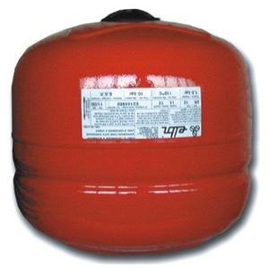 Elbi A102L11 Ausdehnungsgefäß für Heizung er-5, Blau/Rot/Weiß