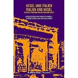 Hegel und Italien - Italien und Hegel - Buch