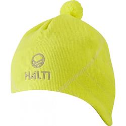 Halti Urho Beanie acid yellow (Q41N) S