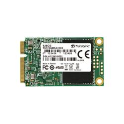 Transcend 230S 128 GB mSATA, SATA 6 Gb/s, mSATA SSD Steckkarte
